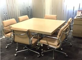 Quality, flexible spaces available now, hot desk at Level 1, 100 Havelock Street, image 1