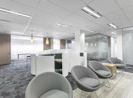 Regus Havelock, hot desk at Level 1, 100 Havelock Street, image 1