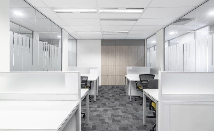 Coworking space in Regus 100 Havelock, coworking at Level 1, 100 Havelock Street, image 1