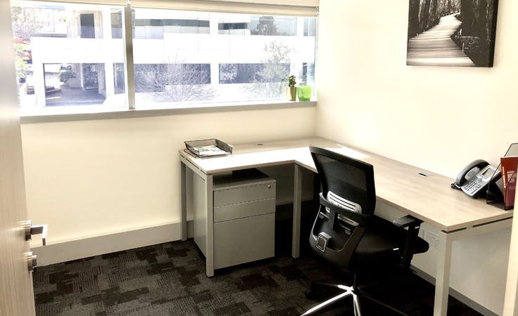 Offices for 3-4 people in Havelock , serviced office at Level 1, 100 Havelock Street, image 1