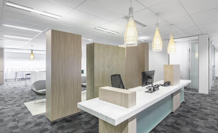 Private office space for 5 persons in Regus 100 Havelock , private office at Level 1, 100 Havelock Street, image 2