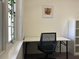 Dedicated desk at 80 Paisley • Workspaces, image 1