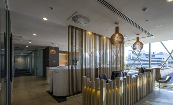 Quality, flexible spaces available now, hot desk at Docklands, image 1