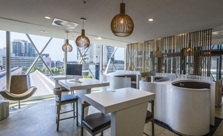 Coworking spaces in Docklands , hot desk at Docklands, image 1