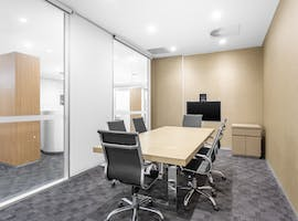 Fully serviced open plan office space for you and your team in Regus 380 St Kilda Road , serviced office at Level 14, 380 St Kilda Road, image 1