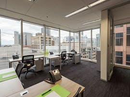 Coworking space in Lonsdale Street , serviced office at Level 10, 555 Lonsdale Street, image 1