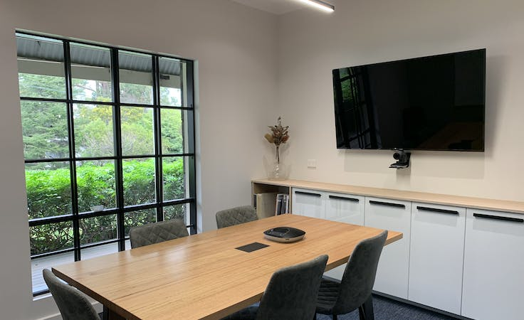 Meeting room at Hills HQ, image 1