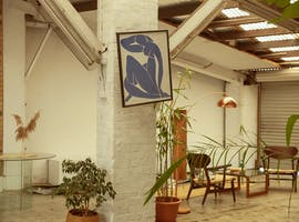 Studio Warehouse, creative studio at The Station, image 1
