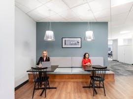 Regus HWT Tower - Southbank, hot desk at HWT Tower - Southbank, image 1