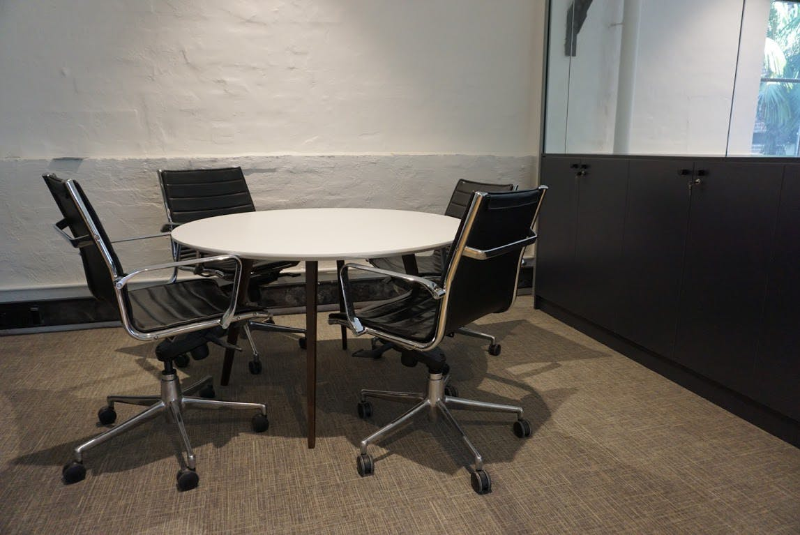 Meeting room at Here Coworking, image 1