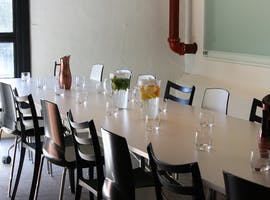The Engine Room, meeting room at Here Coworking, image 1