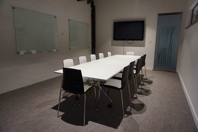 Boardroom, meeting room at Here Coworking, image 1