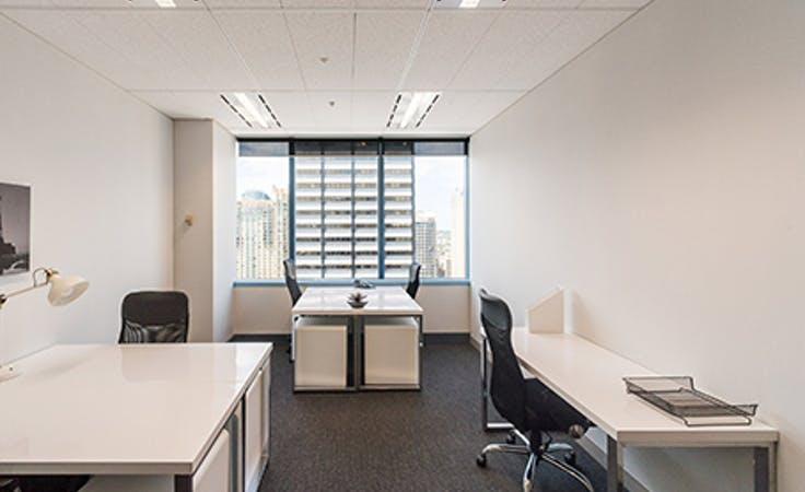 Offices for 3-4 people in Market Street , serviced office at Market Street, image 1