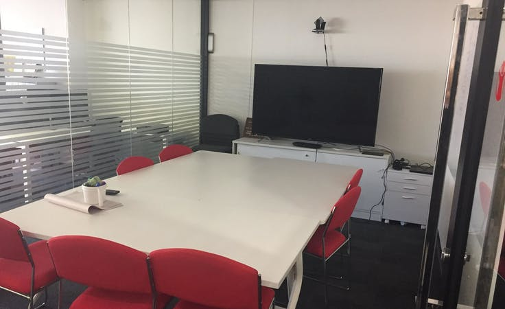 Meeting room at International Nonprofit Save the Children, image 1