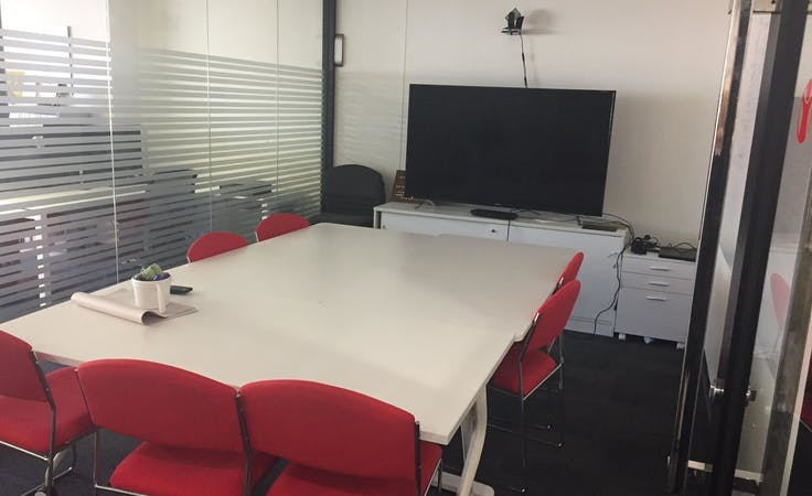 Meeting room at International Nonprofit Save the Children, image 2