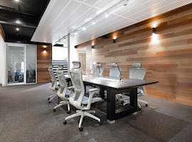 Open plan office space for 10 persons in Regus Balmain, private office at Balmain, image 1