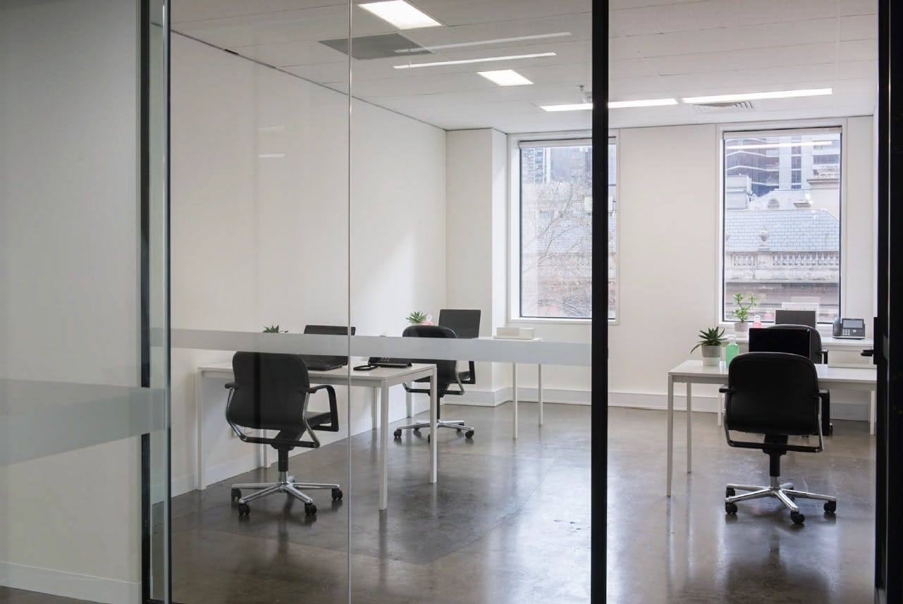 Suite 307, private office at Suite Space, image 1