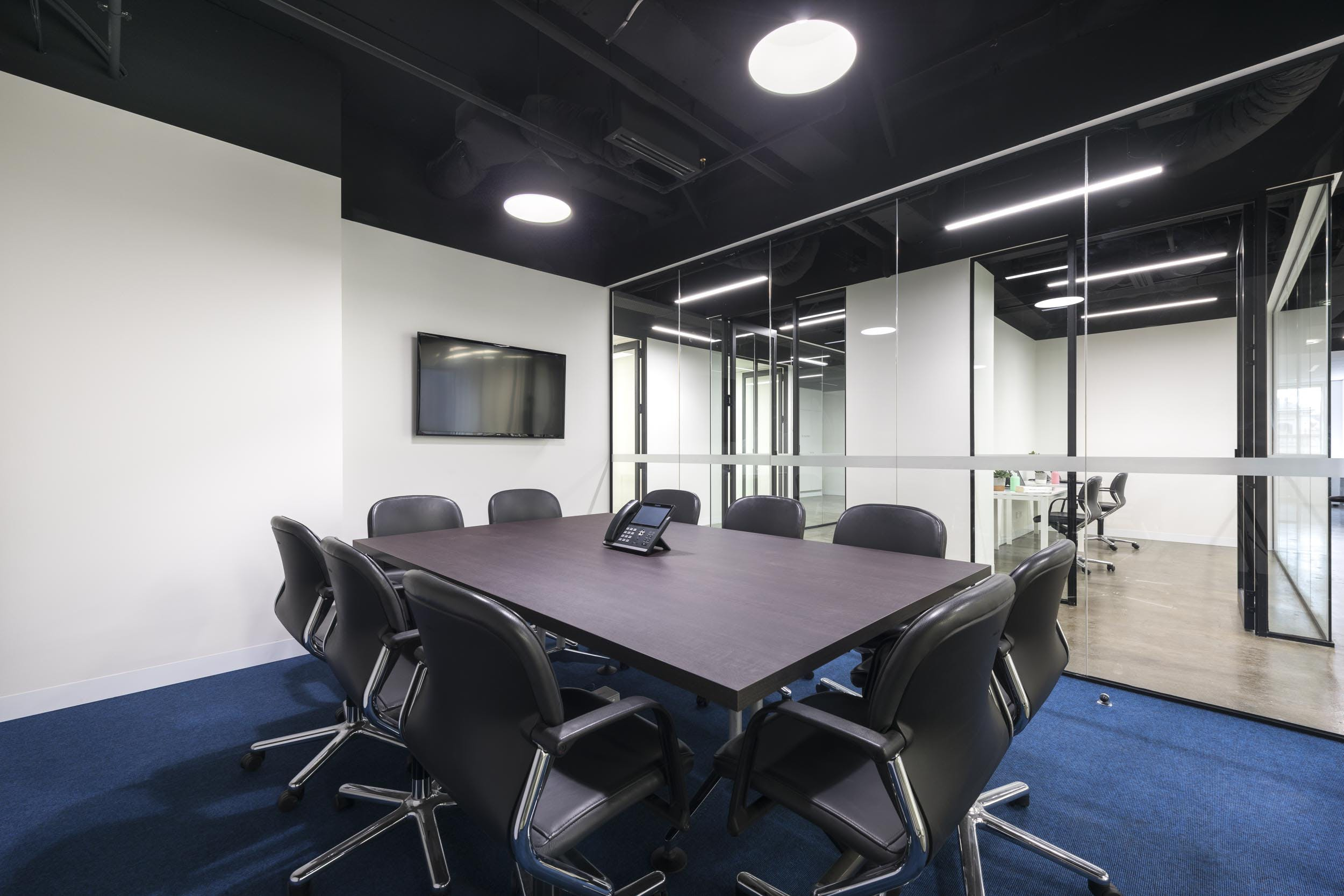 Suite 301, private office at Suite Space, image 3