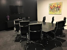 Bolte, meeting room at Collins Square - Tower 4, image 1