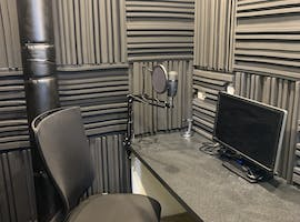 Podcast Recording Studio, creative studio at LaunchPad Orbit, image 1