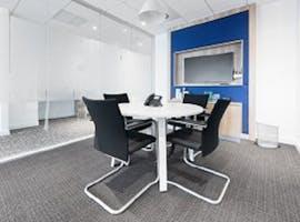 Regus  567Collins Street , hot desk at 567 Collins Street, image 1