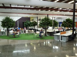 Cluster of Community Desk, coworking at LaunchPad, image 1