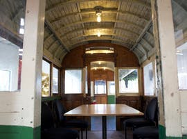 Tram Saloon North, meeting room at LaunchPad Evolve, image 1