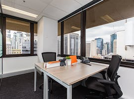 Coworking spaces in Regus Express 200 Mary Street , serviced office at Mary Street, image 1