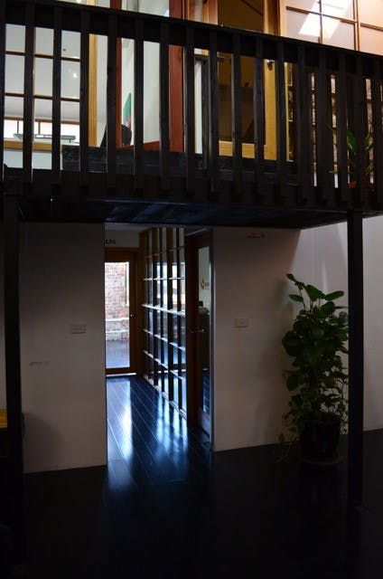 Studio LF5, private office at Warehouse 48, image 1