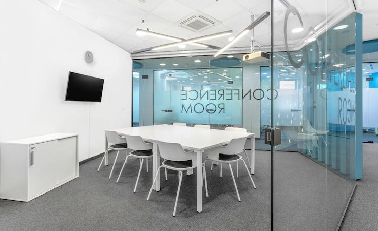 Regus Charles Darwin Centre, private office at Charles Darwin Centre, image 1