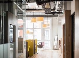 Office for 3-4 people in Spaces The Wentworth, serviced office at Spaces The Wentworth, image 1