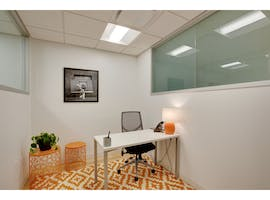 24/7 access to designer office space for 1 persons in Spaces The Wentworth, private office at Spaces Perth, The Wentworth, image 1