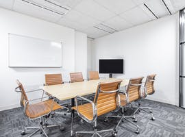 Open plan office space for 10 persons in Regus South Yarra, private office at Melbourne South Yarra, image 1