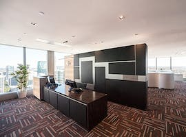 Your Business World Platinum Membership Regus , hot desk at Level 27, 480 Queen Street, image 1