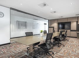Rent your office space for 5-6 people in Queens Street , serviced office at Level 27, 480 Queen Street, image 1