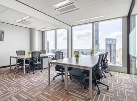 Regus  Queens Street , private office at Level 27, 480 Queen Street, image 1