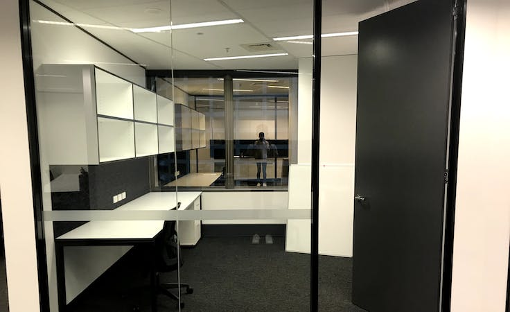 Private Office (2 people), private office at The Gold Tower, private office at The Gold Tower, image 1
