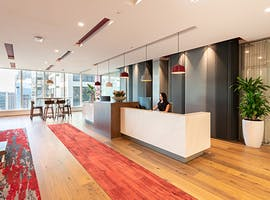 Stop! Rent right now a large office for more than 6 people in World Square, serviced office at World Square, image 1