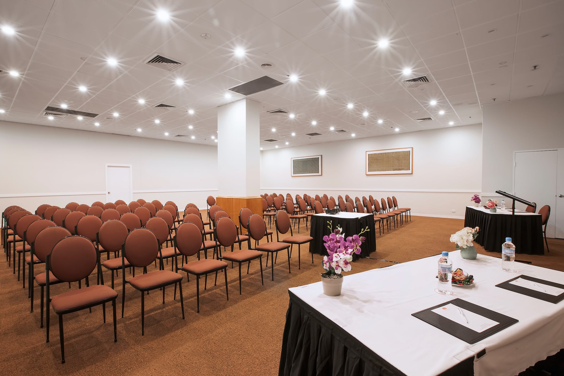 Function room at Metro Hotel Marlow Sydney Central, image 2