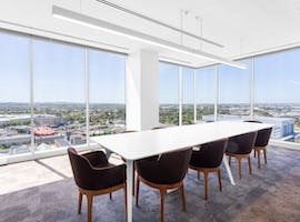 Open plan office space for 10 persons in Regus Dandenong, serviced office at Dandenong, image 1