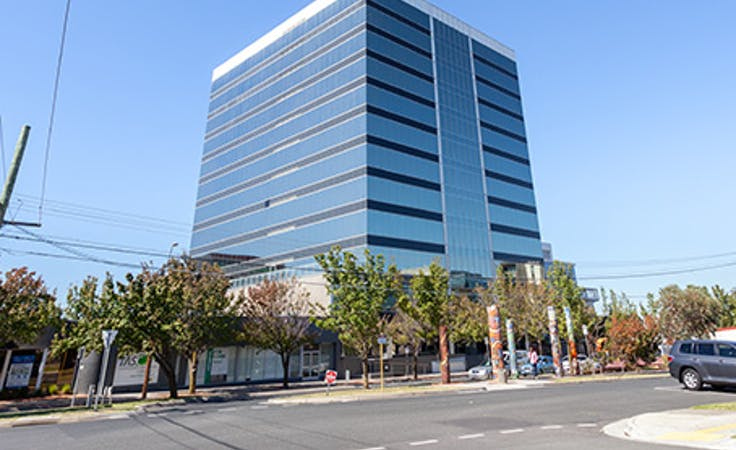 Coworking spaces in Melbourne, Dandenong, hot desk at Regus Dandenong, image 1