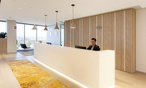 Your Business World Platinium Membership Regus in Melbourne