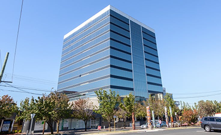 Rent your private office space in Melbourne, Dandenong, hot desk at Regus Dandenong, image 1