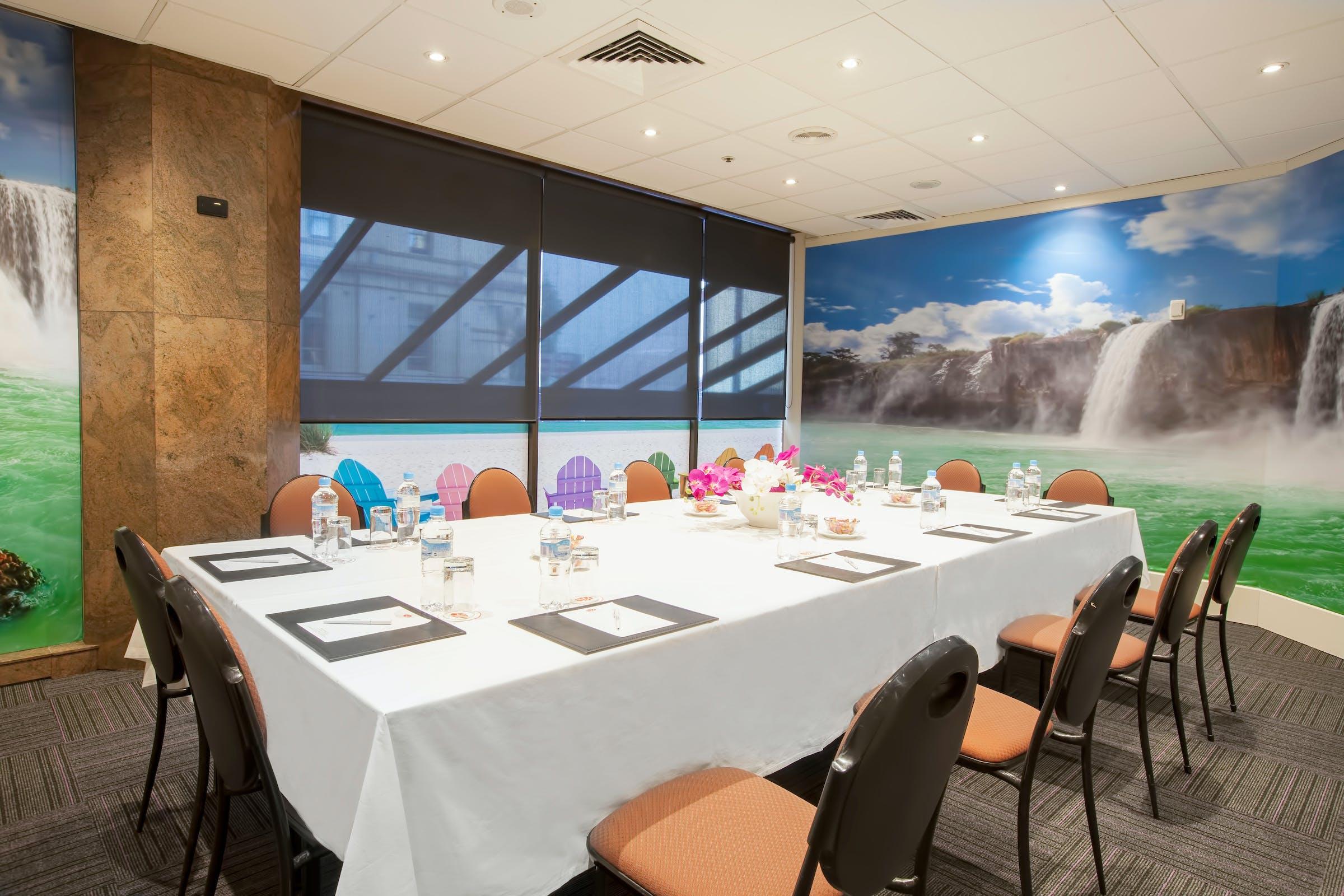 Boardroom, meeting room at Metro Hotel Marlow Sydney Central, image 1