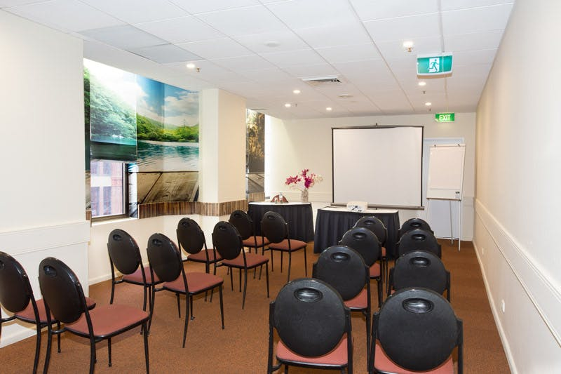Marlow Campbell, meeting room at Metro Hotel Marlow Sydney Central, image 2