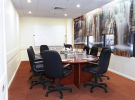 Marlow Pitt Boardroom, meeting room at Metro Hotel Marlow Sydney Central, image 1