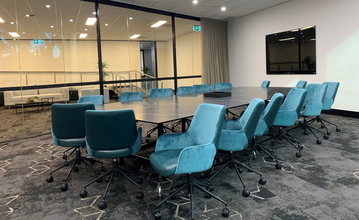 Albert, meeting room at Victory Offices St Kilda, image 1