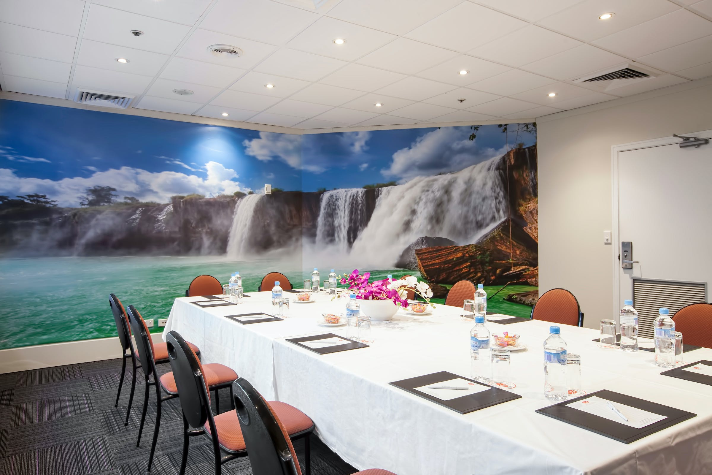 Business Centre, meeting room at Metro Hotel Marlow Sydney Central, image 2