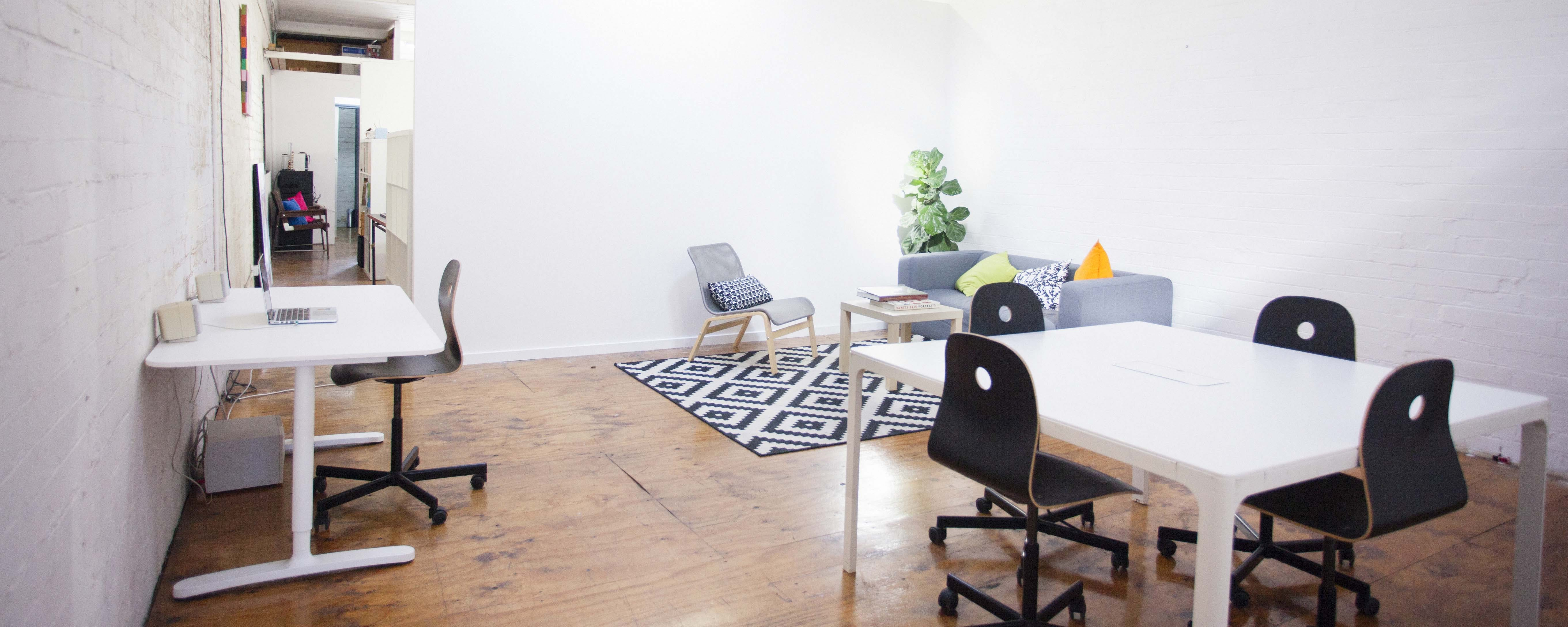 Dedicated desk at Desk and Studio, image 3