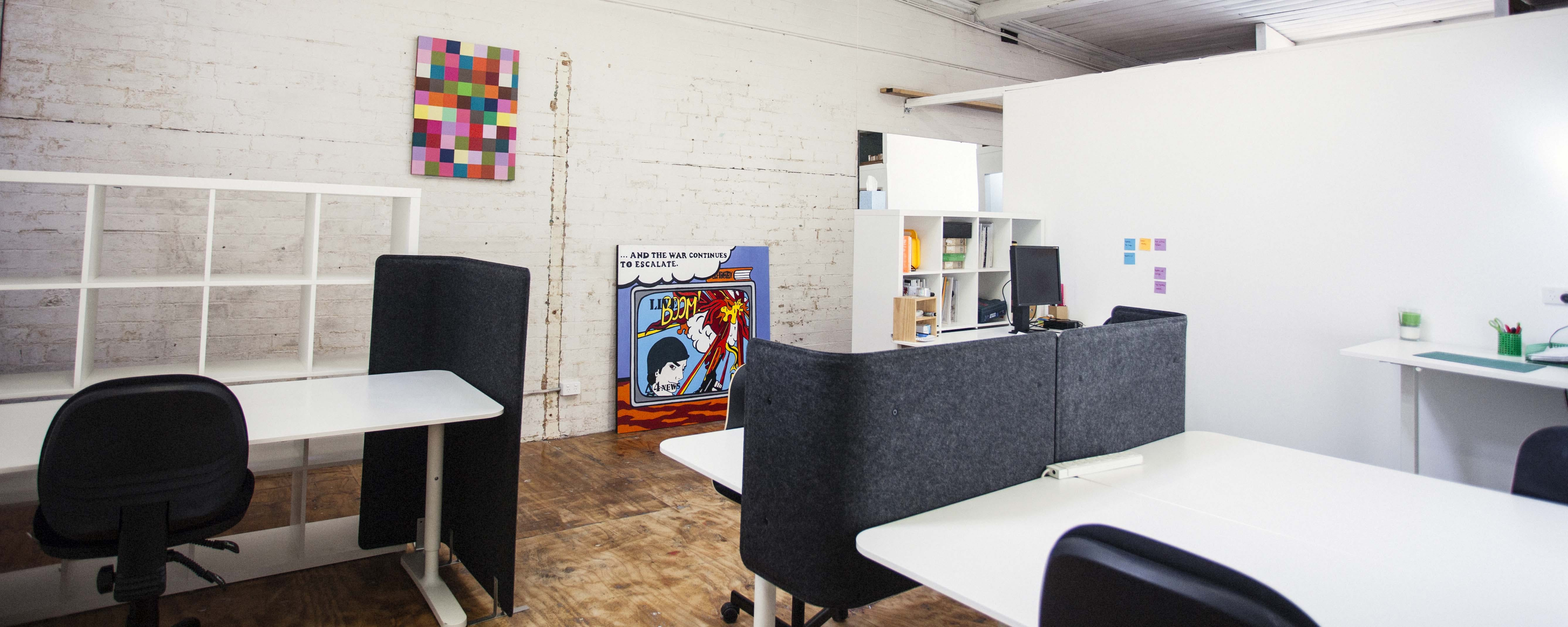 Hot desk at Desk and Studio, image 2
